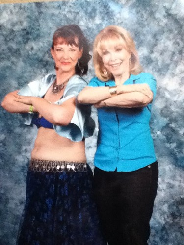 Halyma and Jeannie! by Halyma