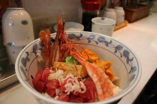 Tatsuya's breakfast