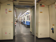 MRT Train, Bangkok