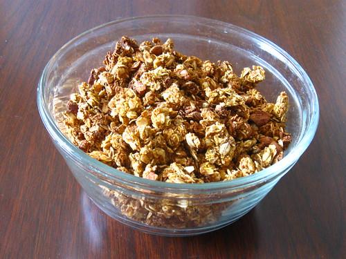 Pumpkin Spice Granola II