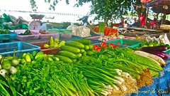 Fresh Thai Vegetables