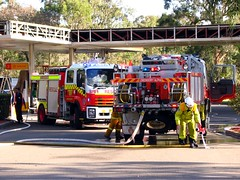 NSWRFS Londonderry 1 Alpha & NSW Fire Rescue W...