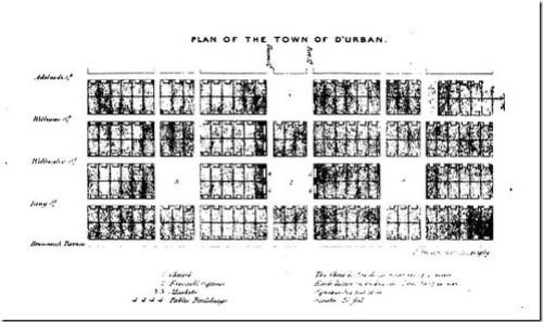 Plan of Durban