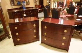 american mahogany chests Ebay