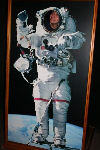 Spaceman Sean