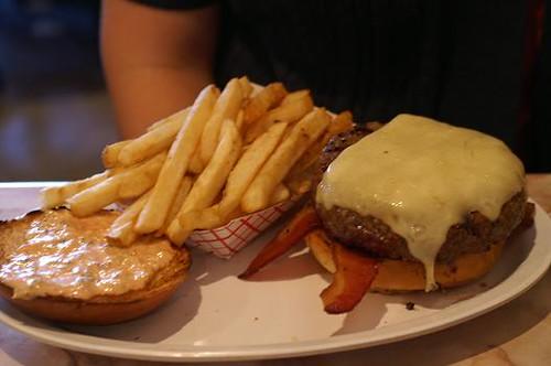 My Ray Burger