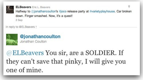 Pinky Smashed!