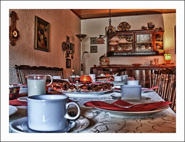 #261/365 Coffee Table