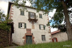 Casa parroquial, Zugarramurdi
