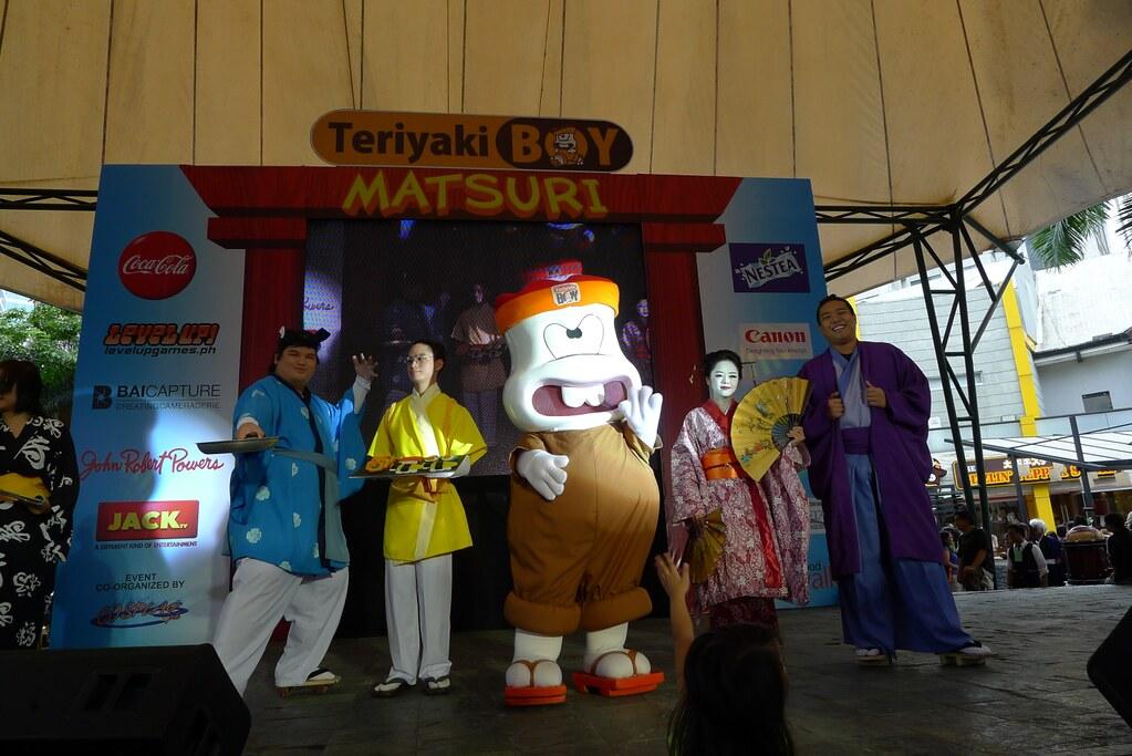 Teriyaki Boy Matsuri Event Report