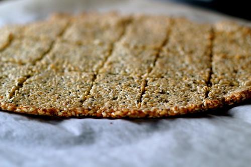 Sunday: Paleo Crackers