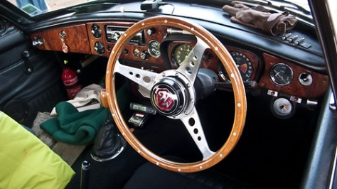 Inside the MG