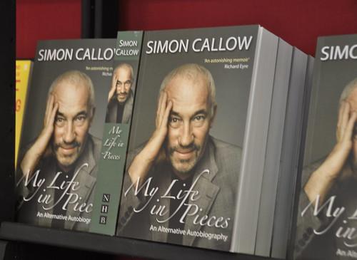 Simon Callow, My Life in Pieces