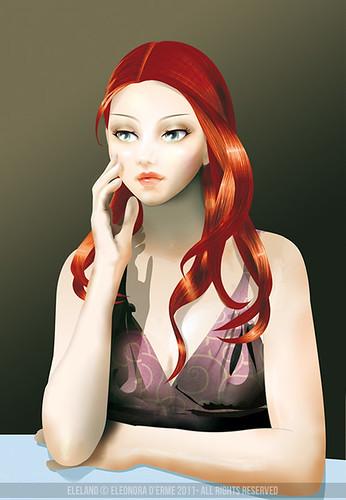 Anne by Eleland