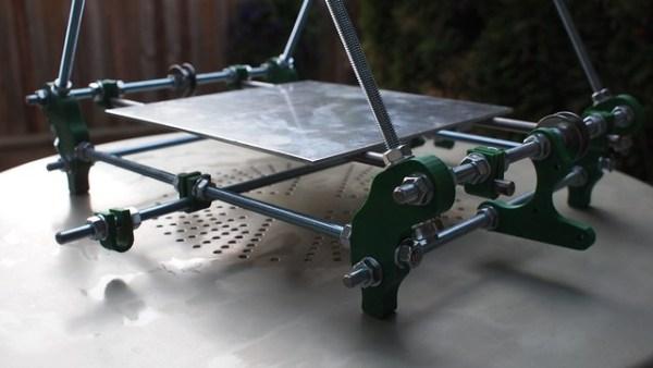 Prusa Mendel frame build