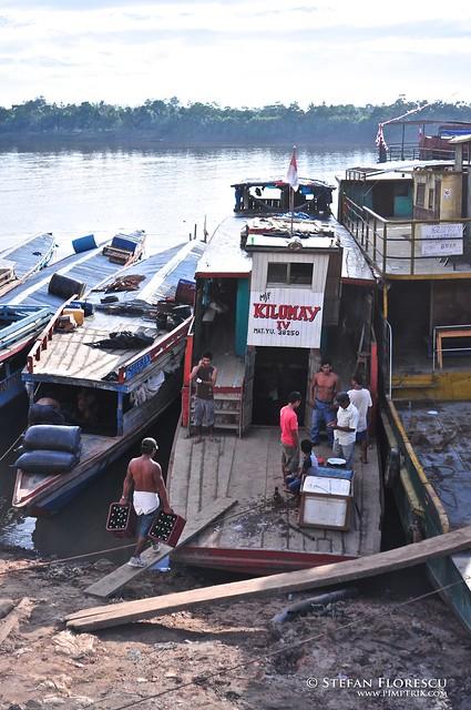 KLR 650 Trip Peru 59