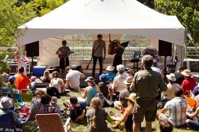 Intro to Ukulele @ Ottawa Folk Festival 2011
