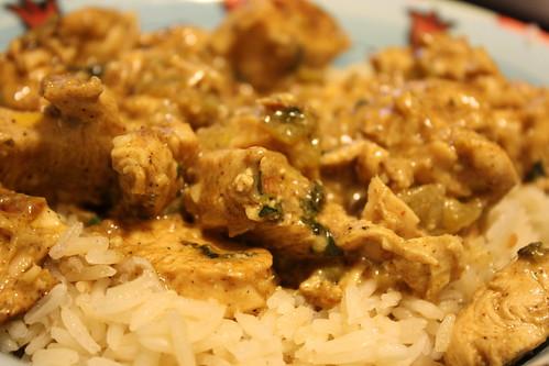 Chicken Korma 1