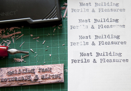 Nest Building Final Cut, Close Up