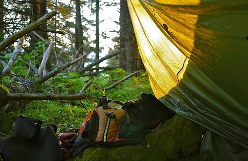Tarp Camp by Umnak, on Flickr