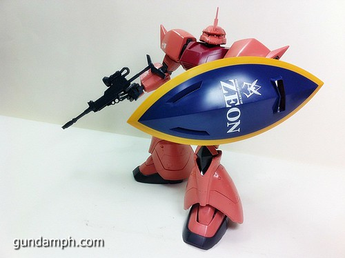 MG Char Aznable's Gelgoog (68)