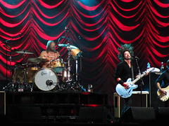 Foo Fighters live at Frequency Festival
