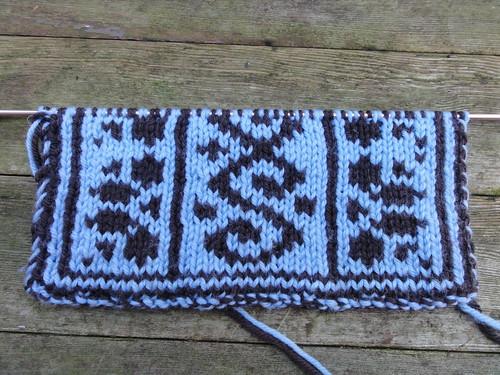 Gerda's scarf