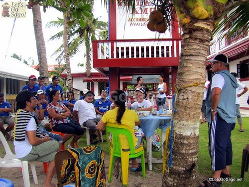 PHILTOA meeting with Local Tourist Guides of Biri