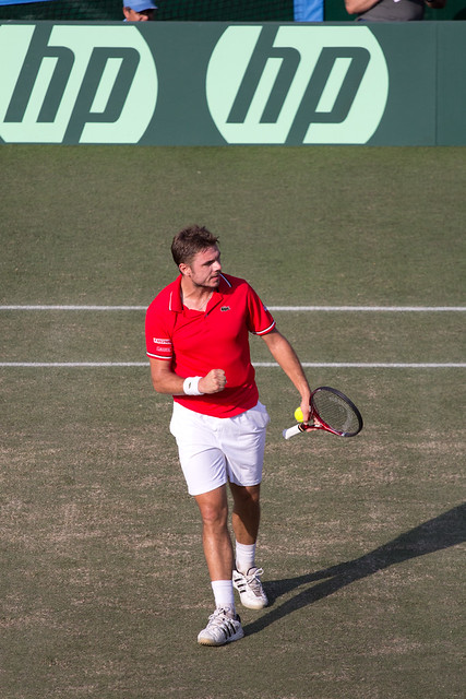 Davis Cup - Australia vs Switzerland - Day 3
