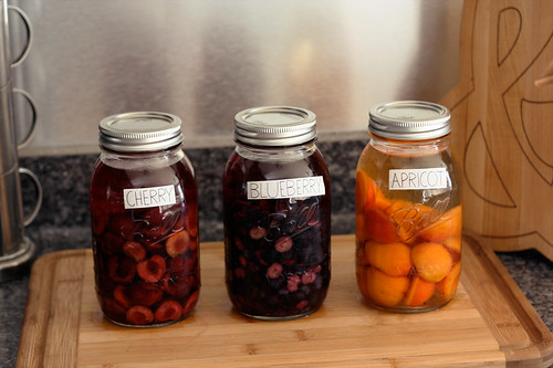Fruit Infused Liquor