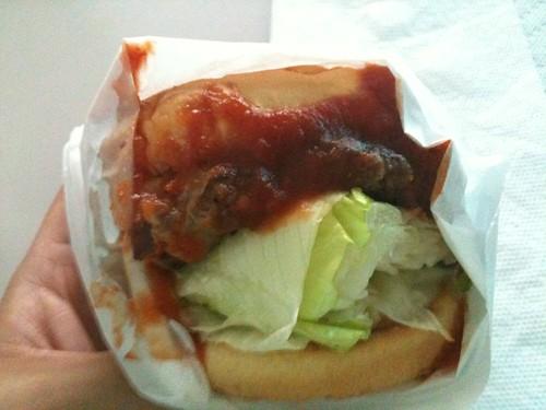 Hickoryburger