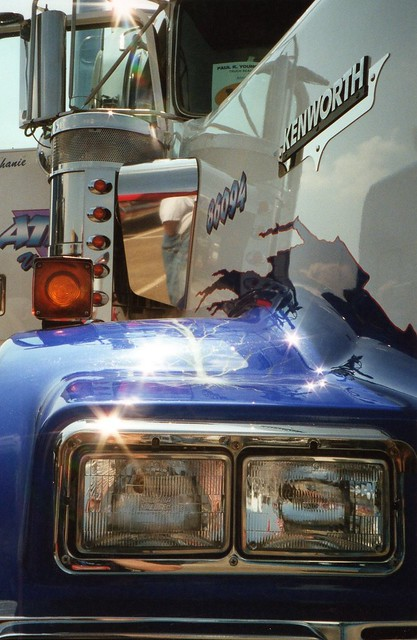 Mid America Truck Show 2001