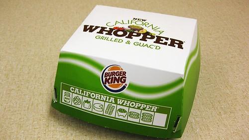 whopper box