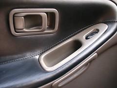 Old Nissan Passenger Side Door