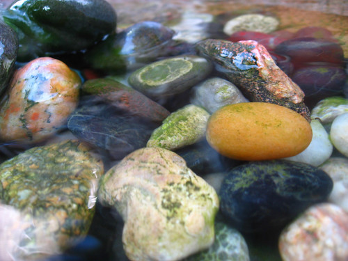 fountain stones by Serendipity Artist