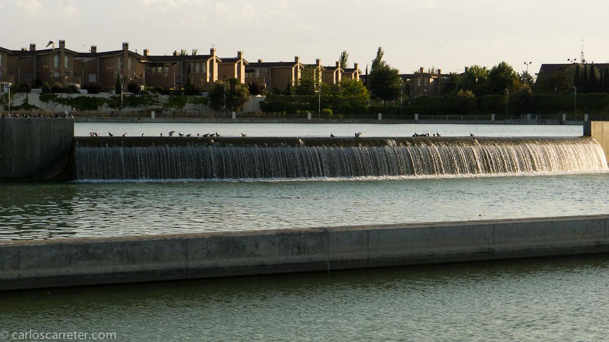 Depósitos de agua en Casablanca