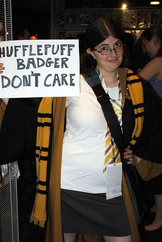 20 - Member of House Hufflepuff