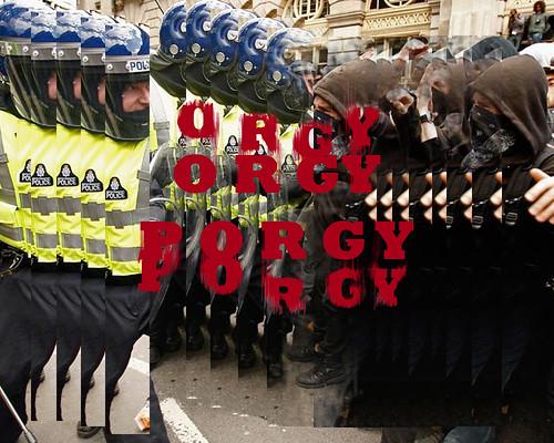 ORGY PORGY