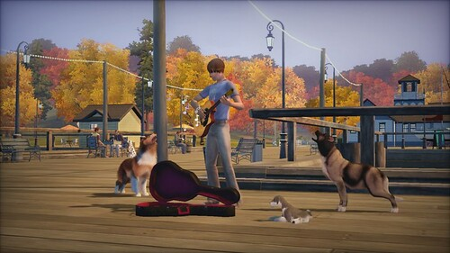 The Sims 3 Pets Console - 2 New Screenshots