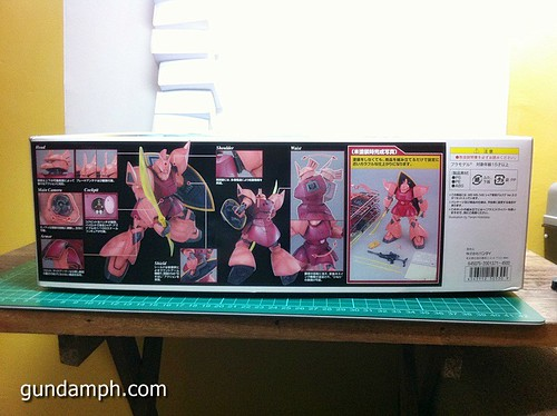 MG Char Aznable's Gelgoog (6)