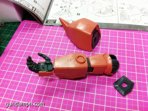 MG Char Aznable's Gelgoog (26)