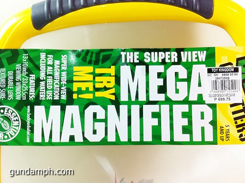 Mega Magnifier Alternative Gundam Building Tool (11)