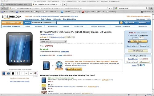 Amazon UK 3