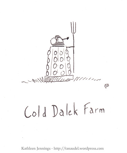 Cold Dalek Farm