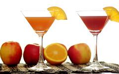 Fresh Fruit Cocktails