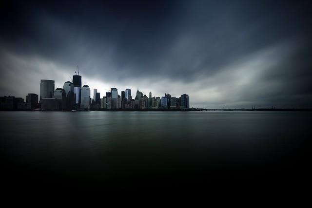 New York City, Hurricane Irene 2011