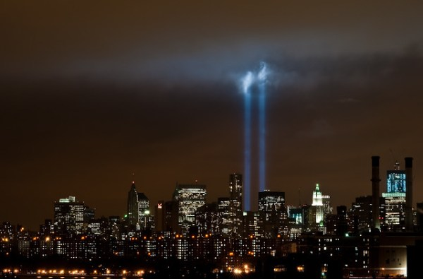 251/365 - Tribute in Light.