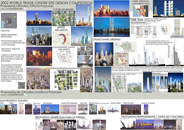2002 WORLD TRADE CENTER SITE DESIGN COMPETITION REVIEW