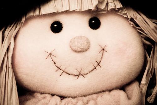 334: A friendly fall smile