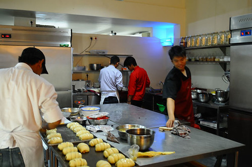 chef kitchen - dapur